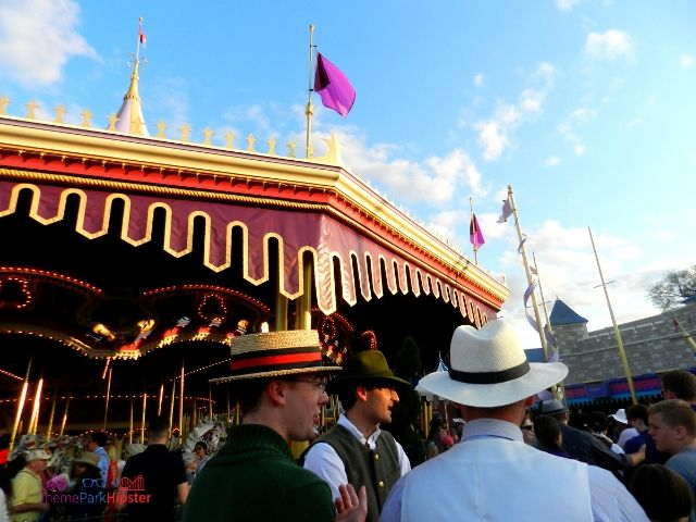 Boat Hats for Men at the Magic Kingdom Disney