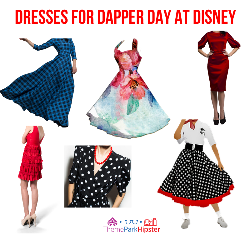 Dapper Day Dresses