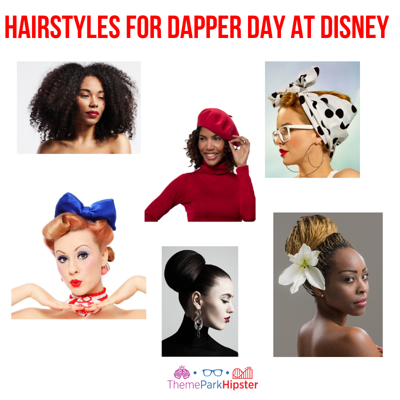 Dapper Day Hairstyles