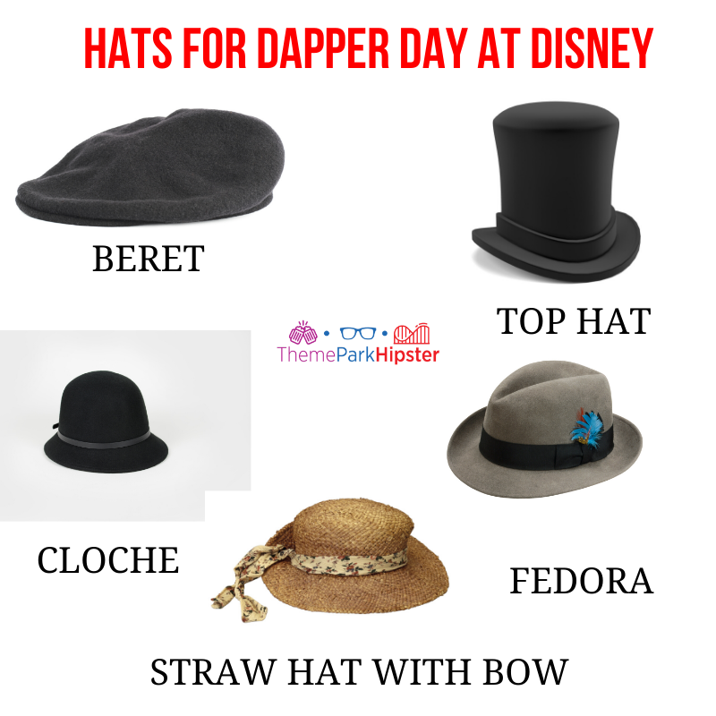 Dapper Day Hats