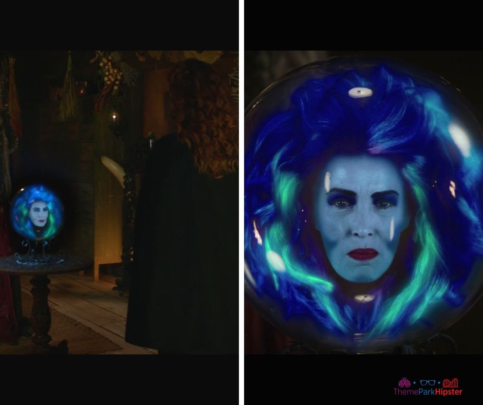 Madame Leota on Once Upon a Time Season 7 Episode 11