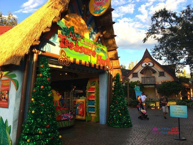 Christmas at Busch Gardens Sesame Street