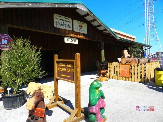 Florida State Fair Florida Forest Discovery Center Entrance