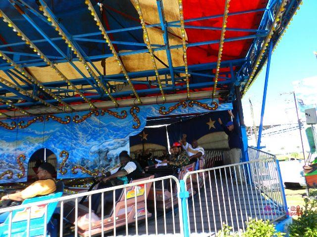 Florida State Fair Himalaya Ride