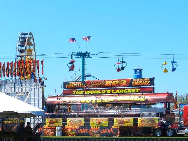 Florida State Fair Skyliner Ride