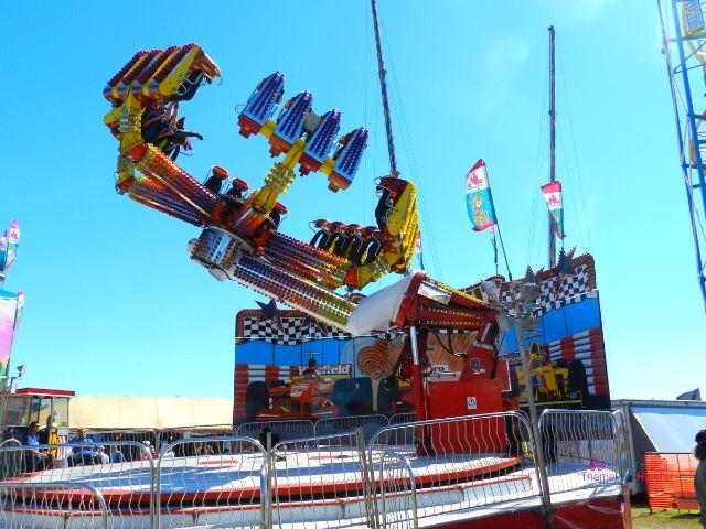 Crews Prep for Opening Night Of Alabama National Fair ...  |Alabama Fair Rides