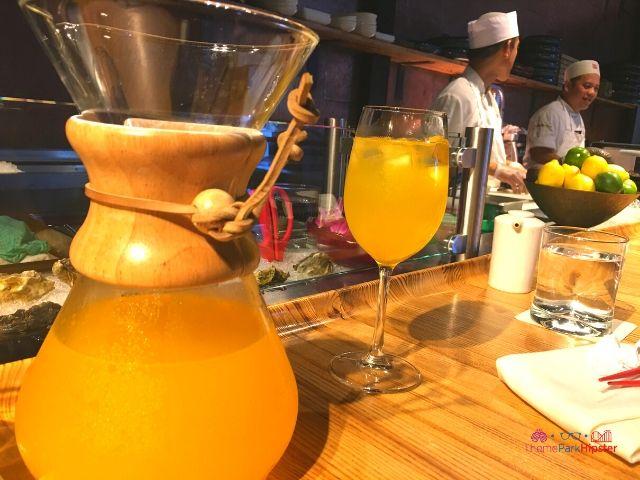 Morimoto Asia Sake Sangria in Disney Springs