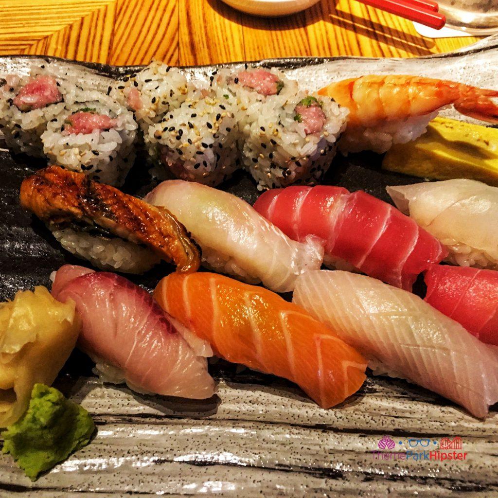 Morimoto Asia Sushi Nigiri Chefs Choice