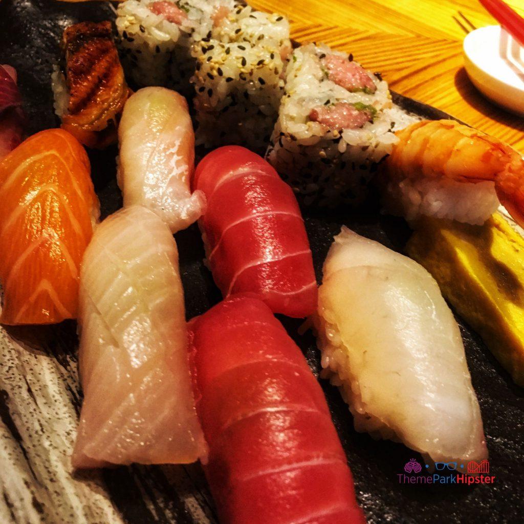 Morimoto Asia Sushi Nigiri Sashimi Chefs Choice