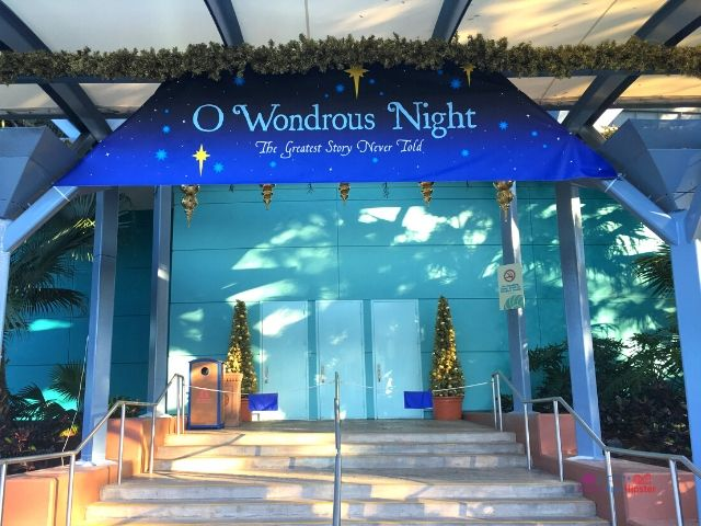 SeaWorld Christmas Celebration O Wondrous Night