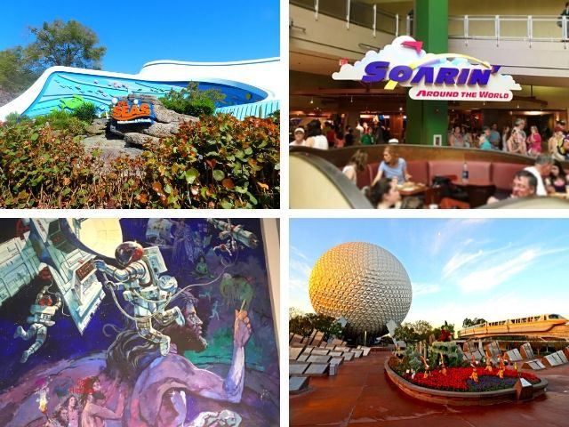 What are the Best FastPasses for Epcot