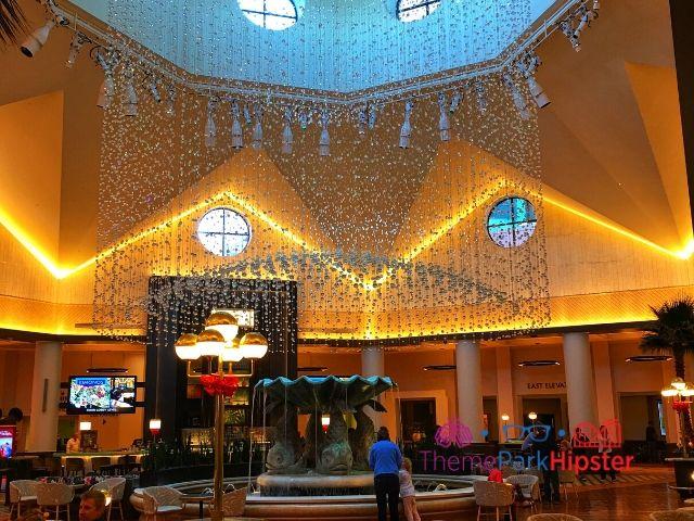 Dolphin Hotel Resort Lobby