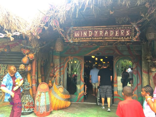 Flight of Passage Gift shop Wind Traders at Disney Animal Kingdom