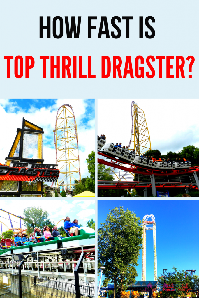 How Fast is Top Thrill Dragster at Cedar Point