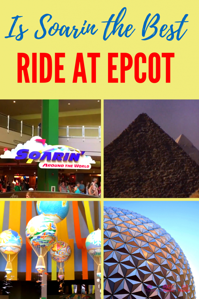 Is Soarin still at Epcot