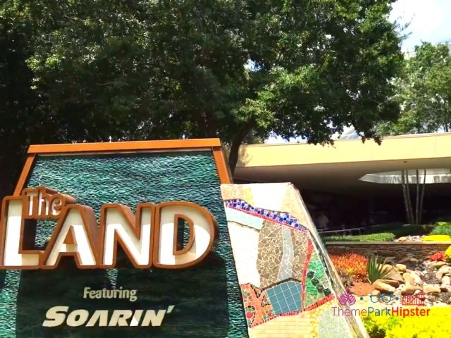 Soarin Around the World Land Pavilion