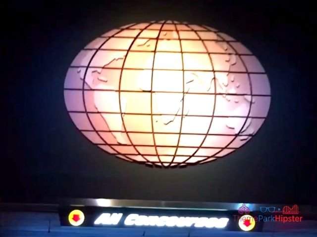 Soarin Around the World at Epcot Concourse Entrance