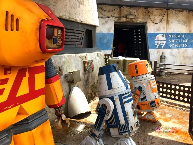 Star Wars Galaxys Droid Depot Entrance