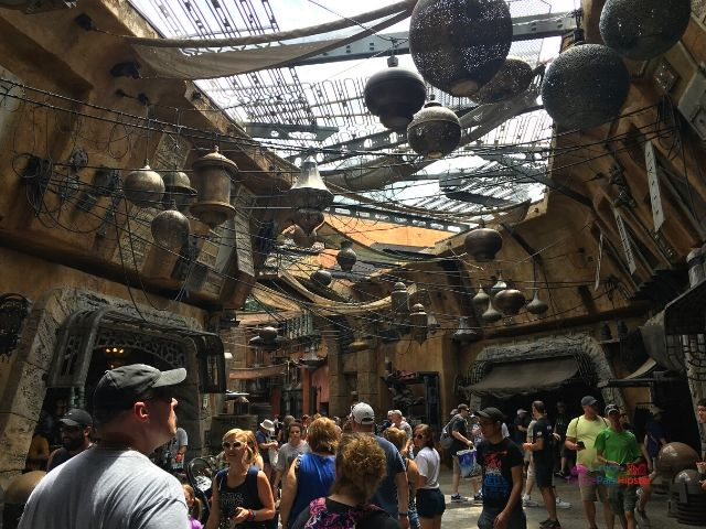 Star Wars Galaxys Edge Town Center