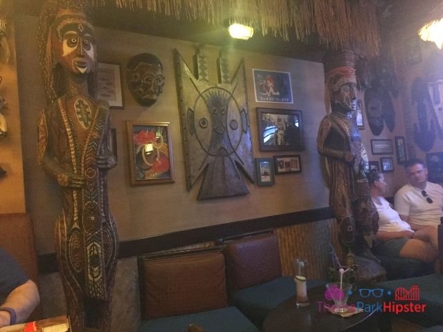 Trader Sam's Grog Grotto Artifacts