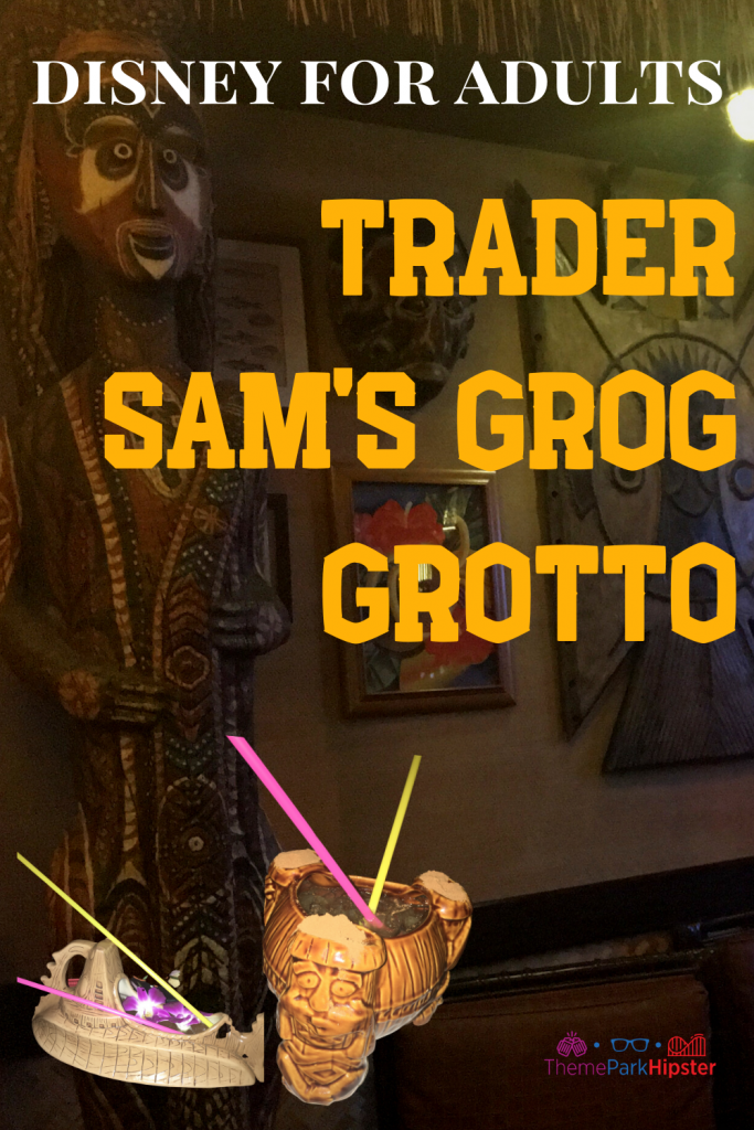 Trader Sams Grog Grotto at Disney World