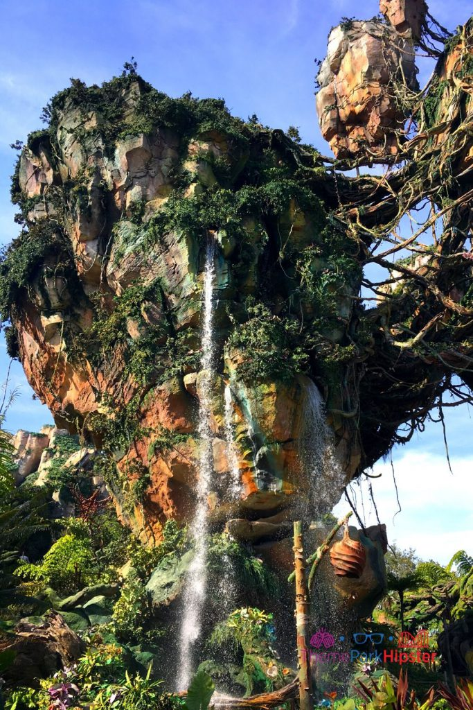 Animal Kingdom World of Avatar Floating Trees in Pandora