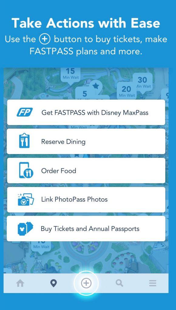 Disneyland MaxPass Options