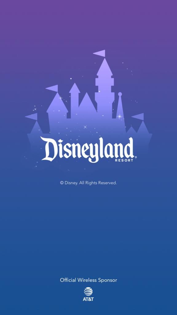 Disneyland MaxPass App