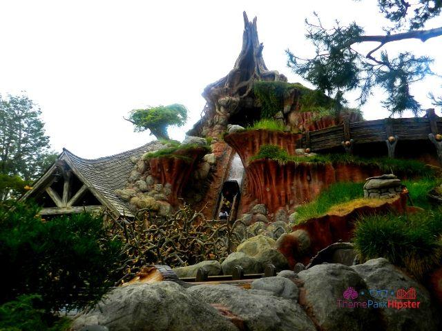 Disneyland Splash Mountain