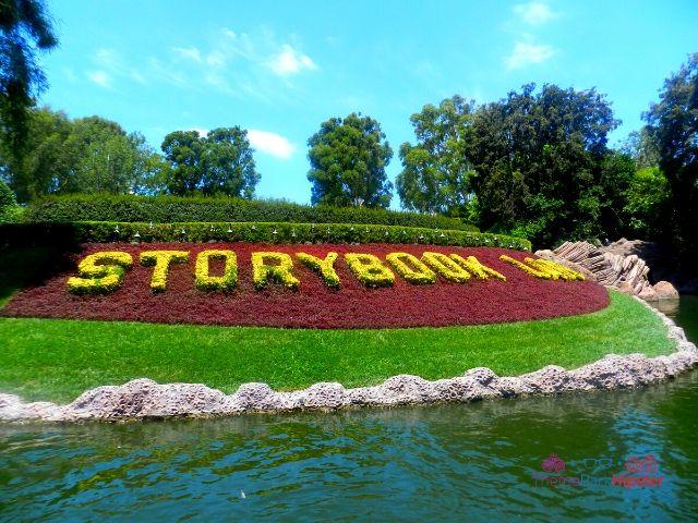 Disneyland Storybook Ride Entrance