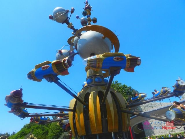Disneyland Tomorrowland Ride Astro Orbital