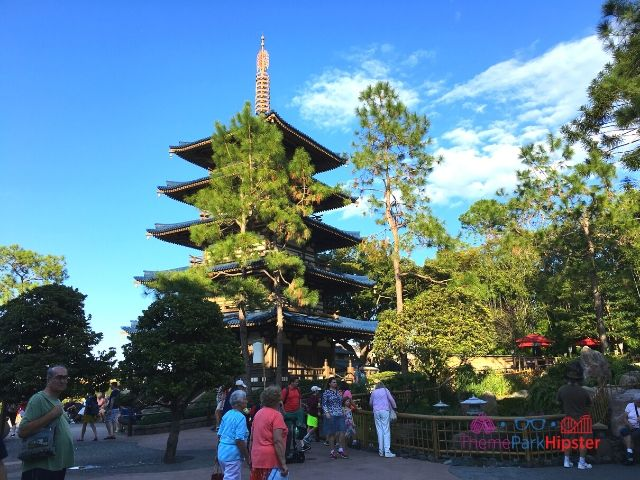 Japan Pavilion in Epcot Safety Tips for Solo Travel to Disney World