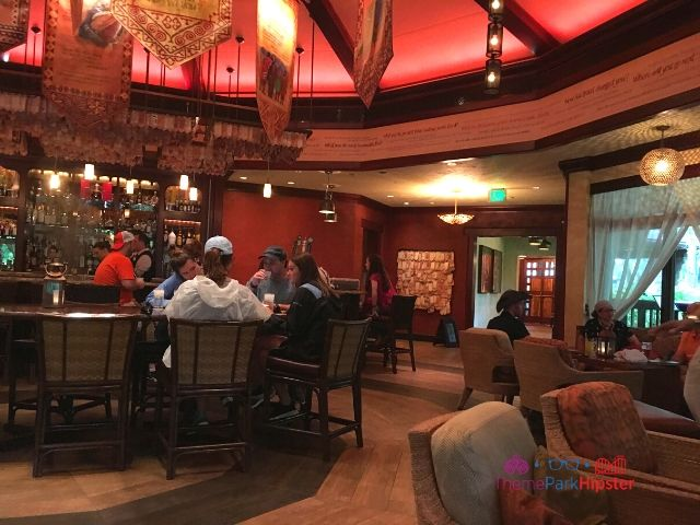 Nomad Lounge at Animal Kingdom