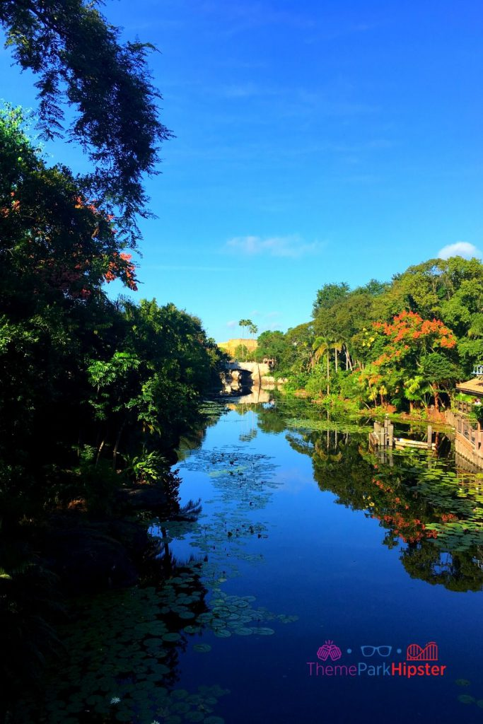 Serenity at Animal Kingdom on the River