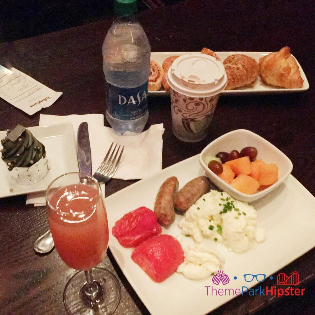 Be Our Guest Restaurant Breakfast Feast at the Magic Kingdom
