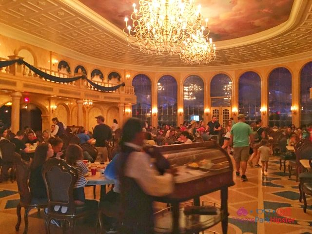 Be Our Guest Restaurant with Ballroom