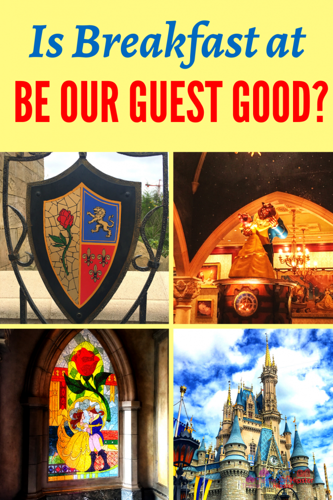 Is Breakfast at Be Our Guest Disney good