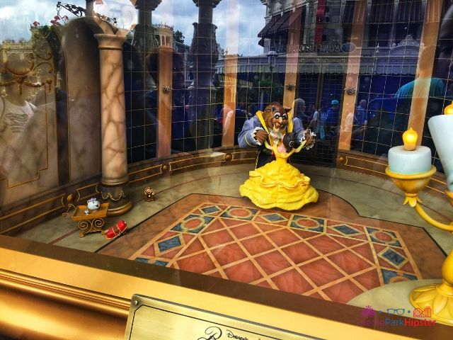 Magic Kingdom Main Street USA Beauty and the Beast