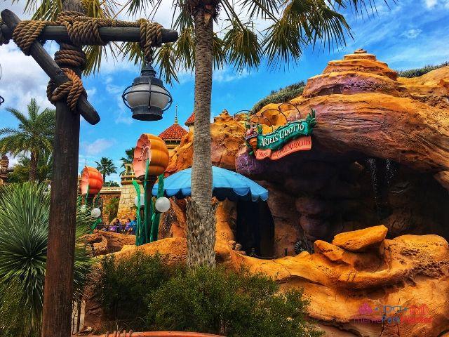 Magic Kingdom New Fantasyland Ariel Grotto