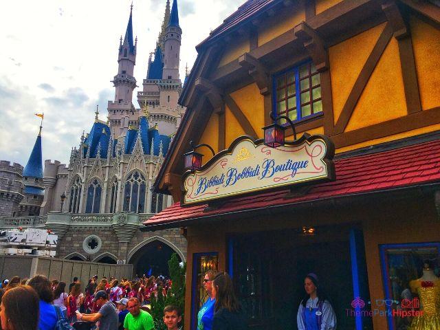 Magic Kingdom New Fantasyland Bibbiddi Bobbiddi Boutique
