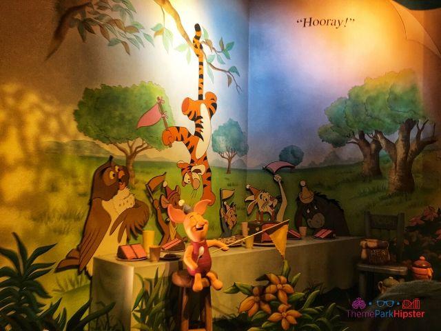 Magic Kingdom New Fantasyland Winnie the Pooh Ride