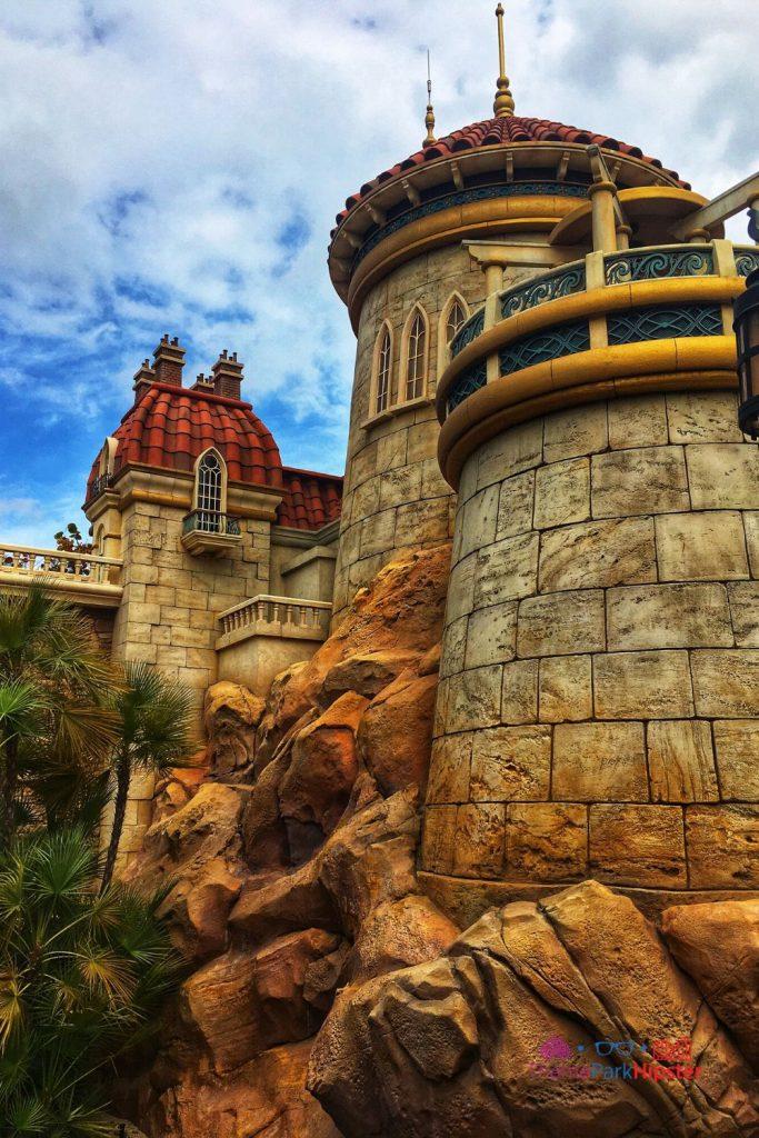 New Fantasyland at Magic Kingdom Fantasyland Ariel Under the Sea Ride