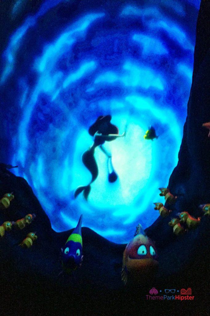 New Fantasyland at Magic Kingdom Fantasyland the Little Mermaid Ride
