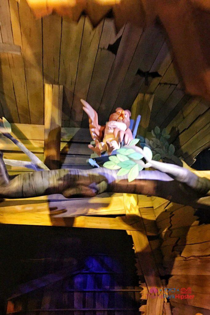 New Fantasyland at Magic Kingdom Winnie the Pooh Ride with owl