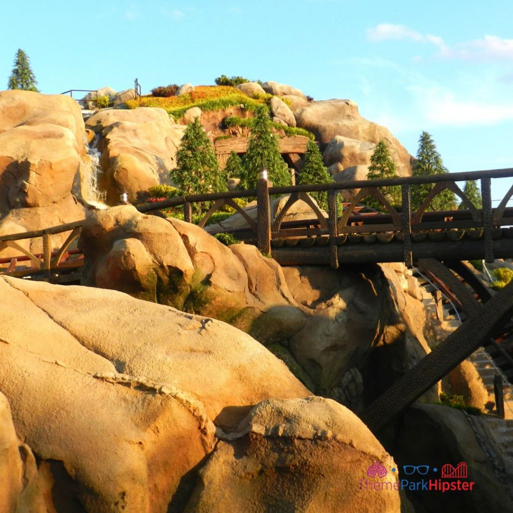 Seven Dwarfs Mine Train Hill