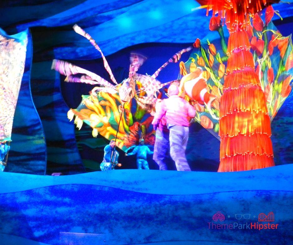 Animal Kingdom Finding NEMO Show