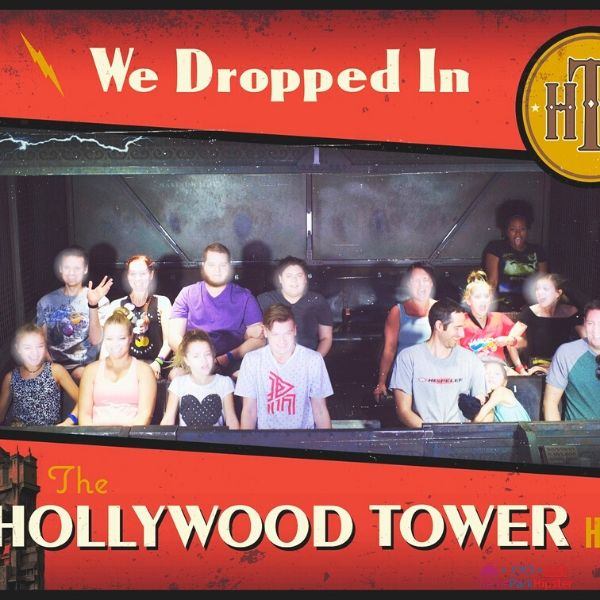 Hollywood Tower of Terror Photo NikkyJ using the Walt Disney World PhotoPass