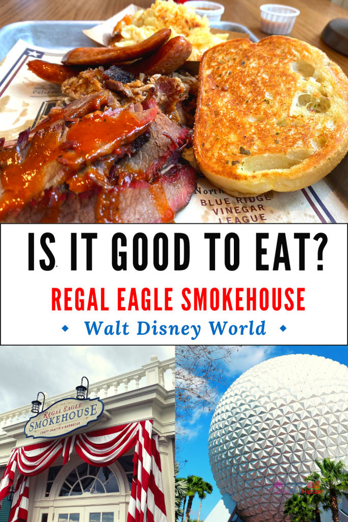 Regal Eagle Smokehouse review at Epcot