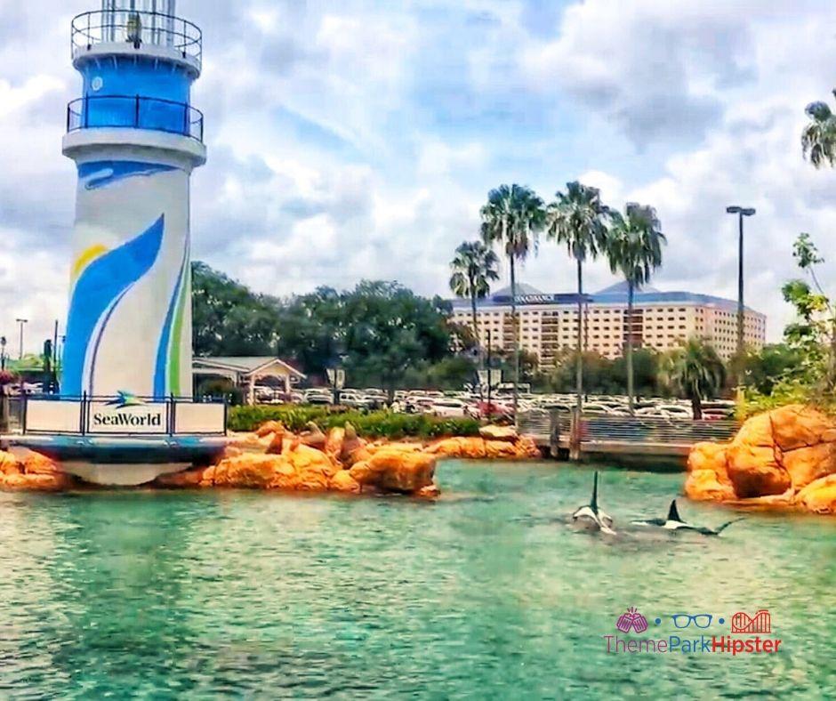 SeaWorld Park Entrance