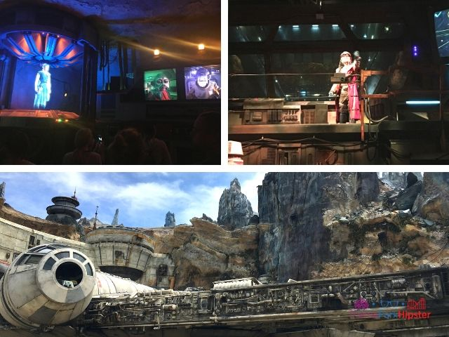 Star Wars Rides in Galaxys Edge